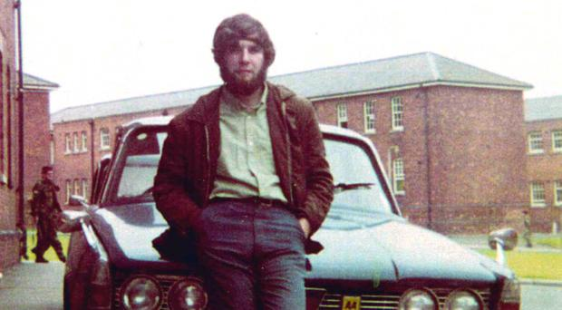 Sapper Ted Stuart was shot and killed by the IRA (KRW Law/PA)