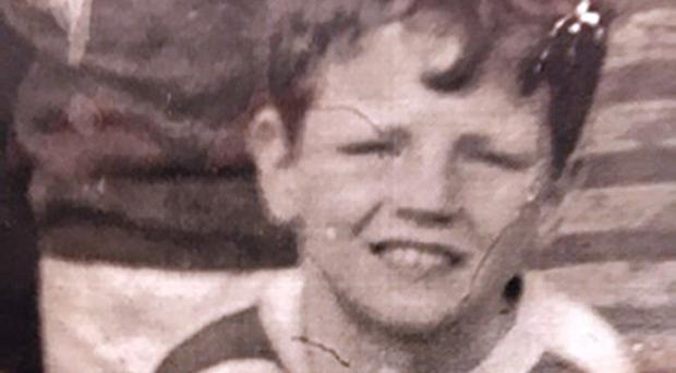 Francis Rowntree died after he was struck on the head by a rubber bullet while walking through the Divis Flats complex