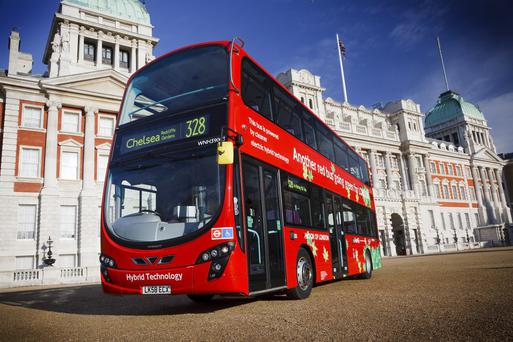 Deal: Wrightbus vehicle