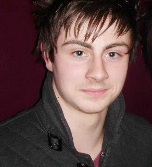 Student Enda Dolan was killed as he walked back to Queen's Elms village