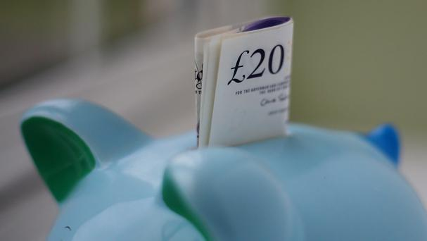 Piggy bank savers are more likely to be female, aged under 34, and living in London
