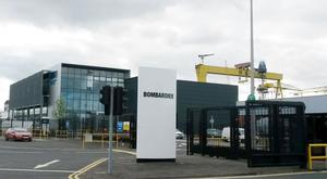 Bombardier is one of Northern Ireland's largest employers