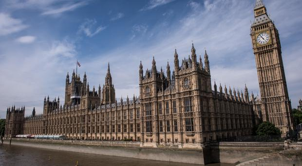 Peers backed the legislation aimed at tackling paramilitary activity