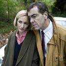 Genevieve O'Reilly and James Nesbitt portray the calculating killers in The Secret