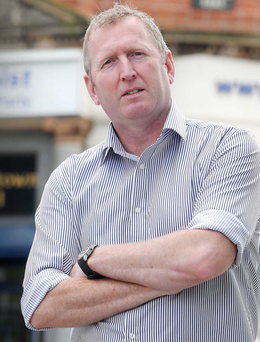 Doug Beattie will contest Upper Bann for the UUP
