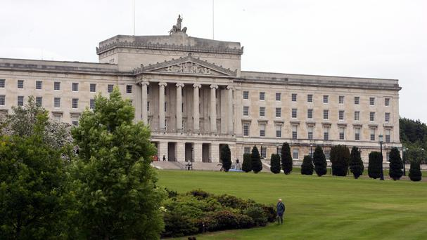 Politicians are battling for seats at Stormont