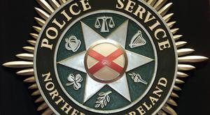 A man in his 40s was left tied up by three masked men in a robbery in Dunloy