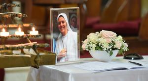 A book of condolence was opened last week in St Columba's Church