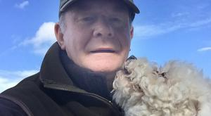 Martin McGuinness's dog Buttons