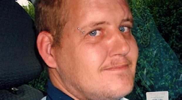 Mark Gourley disappeared in Glengormley in 2009 (PSNI/PA)