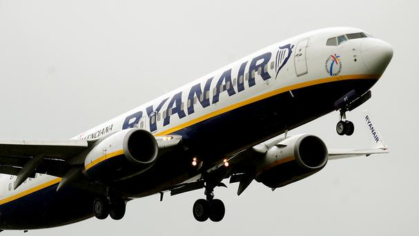 Ryanair services have returned to Belfast International Airport