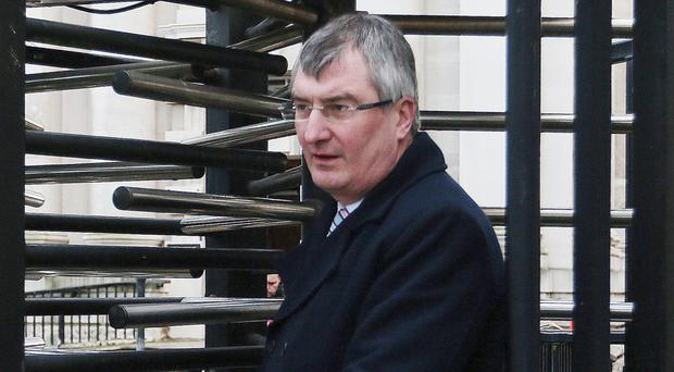 Tom Elliott and Ian Paisley have both called for increased vigilance