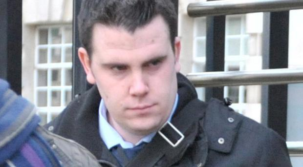 Tom Elliott sued Phil Flanagan (pictured) over a defamatory tweet
