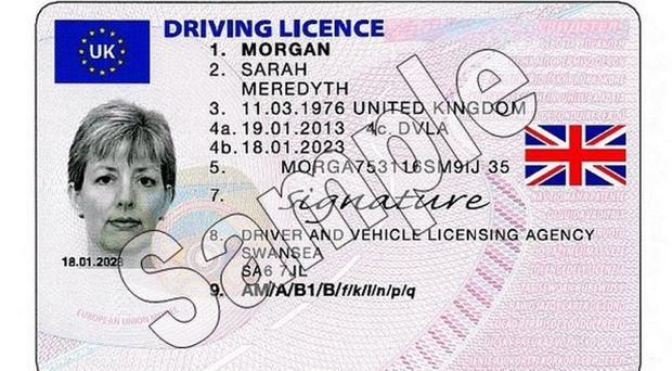 It isn't clear how a digital version of the driving licence would replace the real one