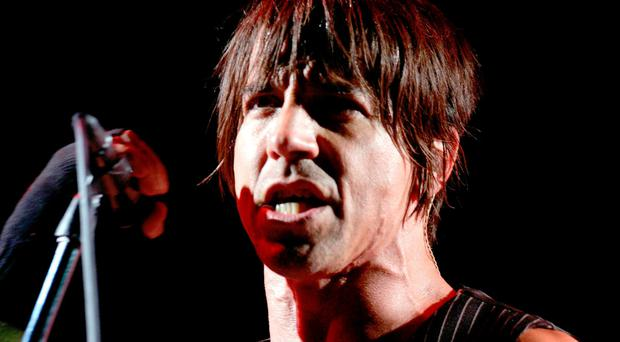 Illness: Anthony Kiedis