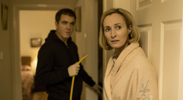 James Nesbitt and Genevieve O'Reilly starring in The Secret
