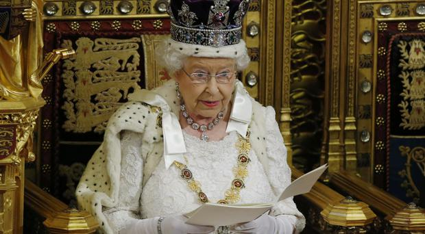 New session : Queen's Speech