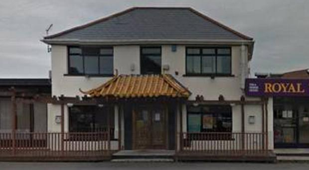 The Royal Thai restaurant in Glengormley