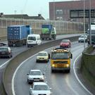 The Westlink in Belfast
