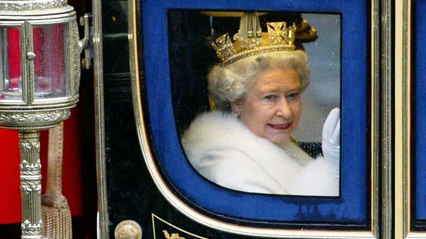The Queen will make her way to the House of Commons to make the Queen's Speech