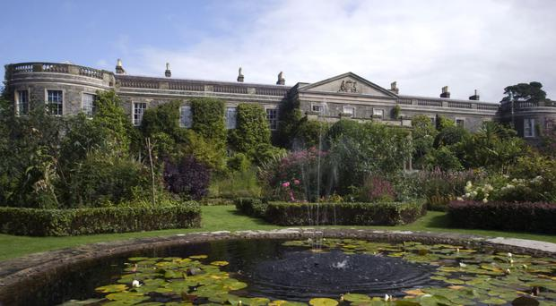 The stately home owned by Lady Rose Lauritzen
