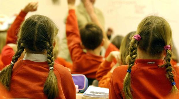 Schools around Northern Ireland have been targeted with 'malicious communications', says the PSNI