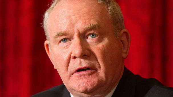 Martin McGuinness will visit two First World War battlefields
