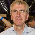 Sinn Fein's Mairtin O Muilleoir is part of the party's ministerial line-up