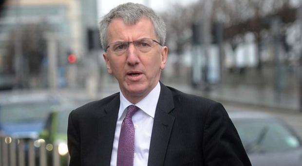 Finance minister Mairtin O Muilleoir wants the power to borrow from the Treasury