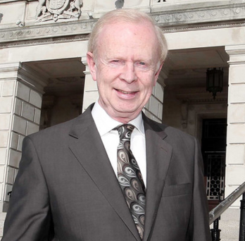 Concerned: Reg Empey