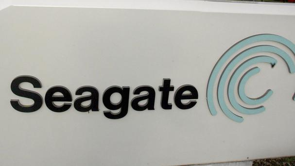 Seagate said it is being forced to cut its workforce in Derry