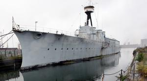 HMS Caroline, the sole surviving vessel from the Battle of Jutland, is opening to the public