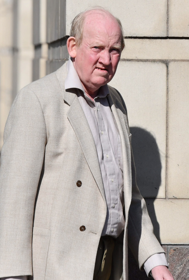 In court: Paul Ervine