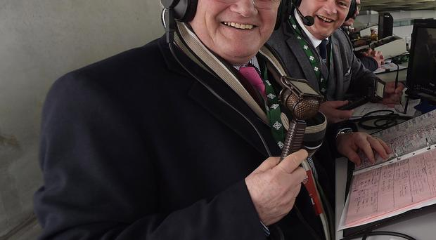 Jackie Fullerton won't be behind the mic but he will be sharing his views on Northern Ireland's progress in the Euros here in the Belfast Telegraph