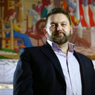 Journalist William Crawley
