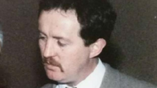 John Benedict Devine was killed in 1989