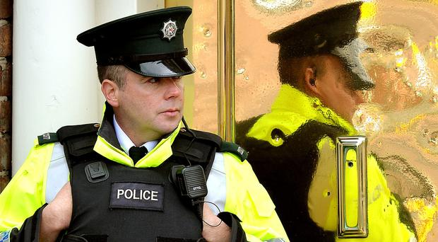 Police appealed for witnesses after a shooting incident in Cookstown