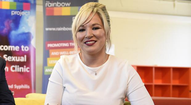 Health Minister Michelle O'Neill says a sustainable health service will need radical change and much more funding