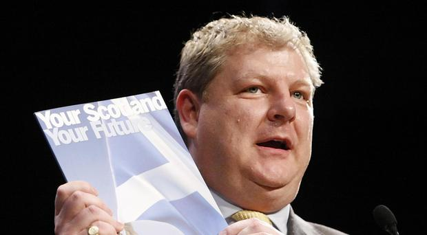 Angus Robertson said the UK should not behave like a