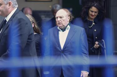 Van Morrison performs three of his old songs in moving and