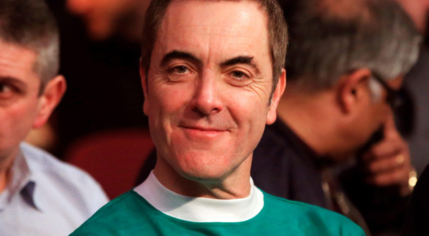 Actor Jimmy Nesbitt
