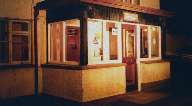 Six people were killed at The Heights Bar at Loughinisland in 1994