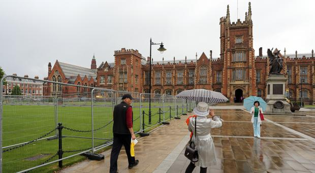 Professor Jack Anderson works at Queen's University in Belfast