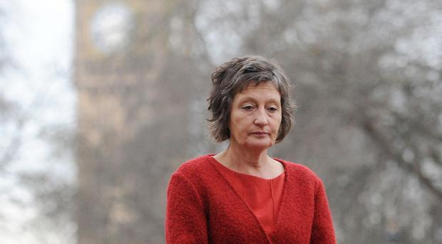 Geraldine Finucane, widow of murdered Belfast lawyer Pat, has begun her bid to overturn a ruling that Prime Minister David Cameron acted lawfully in refusing to hold a public inquiry into the killing.