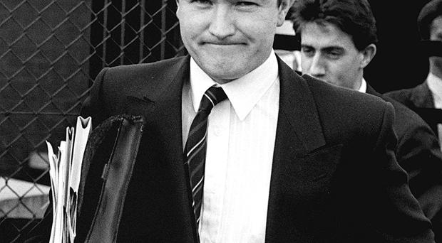 Pat Finucane was murdered in 1989