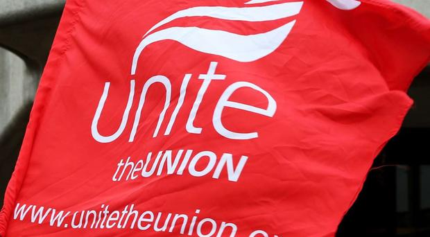 Unite members to strike on Thursday