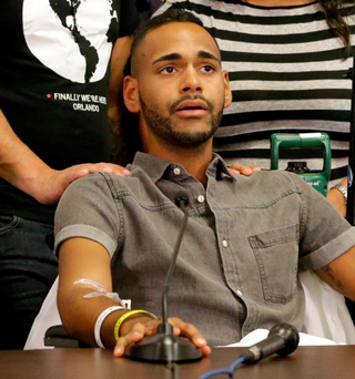 Angel Colon, a victim of the Pulse nightclub shooting