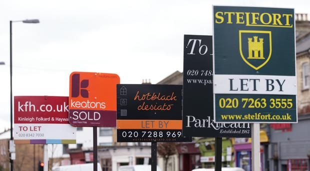 Lending for buy-to-let properties plunged in April