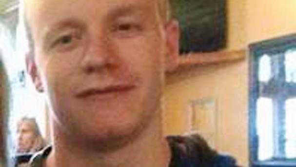 Lee McLaughlin went missing in Paris (Football Association of Ireland/PA)