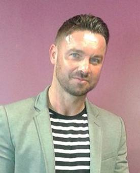 Evening curfew: Coleraine fitness instructor Aaron Wright (38)